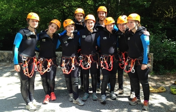 CANYONING DECOUVERTE