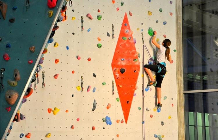 Cours Escalade Autonomie Escalade En Salle Equilibre Vertical